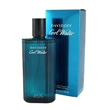 Davidoff Cool Water Men Eau de Toilette 4.2 FL OZ / 125 ml Spray NIB