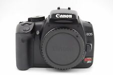 Canon EOS 400D (Rebel XTi / Kiss Digital X) 10.1MP 2.5'' Camera WITH BATTERY