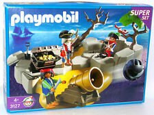 ISLA PIRATA SUPER SET Playmobil 3127 varios`01 para Barco pirata FRANCESAS
