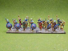 28mm Ancients ASSYRIAN INFANTRY x16 Well Painted Wargames Foundry 39257