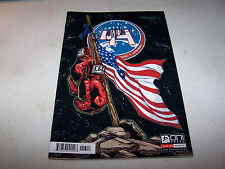 SIGNED ON LOGO CHARLES SOULE LETTER 44 #13 UPCOMING SYFY TV SERIES 1ST PRINTING