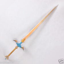 Sword Art OnlineⅡMother's Rosary Kirito's  Excalibur Sword Cosplay PVC Prop