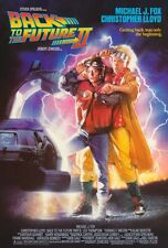 """BACK TO THE FUTURE II Movie Poster [Licensed-NEW-USA] 27x40"""" Theater Size (1989)"""
