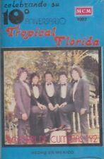 Tropical Florida Celebrando Su 10o Aniversario Cassette New Nuevo Sealed