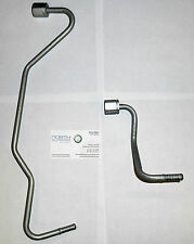 99-03 JEEP GRAND CHEROKEE WJ TRANSMISSION COOLER LINES ON RADIATOR 4.0L LAREDO