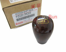 Walnut HiLo ratio 4x4 box gear knob Toyota Hilux Mk6 Vigo transfer wood pickup