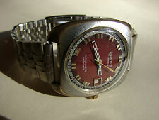 Rare Vintage DIANTUS 17 jewels watch, swiss made, manual wind, date