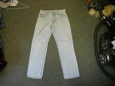 "Lee Cooper Classic Fit Jeans Waist 32"" Leg 30"" Faded Light Blue Mens Jeans"