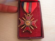 superbe    medaille  franco british  1940    1944
