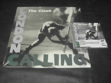 THE CLASH LONDON CALLING COLLECTORS 2004 2 LP SET +  RARE DIGIPAK CD FROM 2001