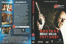 Hostage - Entführt / Bruce Willis / TV-Movie Edition 01/07 / DVD