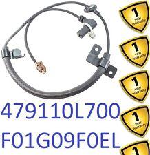 Nissan Maxima QX 2.0 3.0 1995-00 Front Left ABS Sensor 479110L700F01G09F0EL