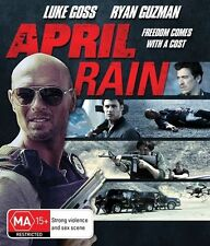 April Rain (Blu-ray, 2014) Brand New, Genuine & Sealed  - Free Postage Aust (D38