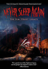 ENGLUND,ROBERT-Never Sleep Again: The Elm Street Legacy DVD NEW