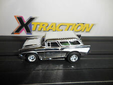 AUTO WORLD ~ '57 Chrome Chevy Nomad Body ~ Add Your Own Chassis ~ FITS AFX, JL