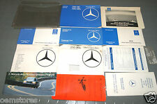1979 Mercedes Benz 280 450 SE SEL 280SE 450SEL Owners Manual - Set