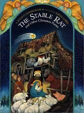 The Stable Rat and Other Christmas Poems Book Illustrated Julia Cunningham Book