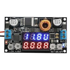 DROK Numerical Control Voltage Regulator DC 5-32V to 0-30V 5A Buck Converter ...
