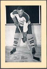 1944-63 Beehive Hockey Premium Photo Group 2 Montreal Canadiens Dickie Moore