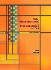ADTs, Data Structures, and Problem Solving with C++ 2nd Edition