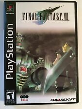 Final Fantasy 7 - Playstation - Replacement Case - No Game