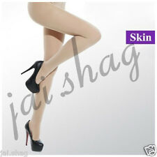 Skin Color Sexy Full Foot Women Thin Sheer Tights Stocking Panties Pantyhose
