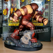 Bowen Designs the Juggernaut Statue from the Classic Marvel X-Men Comics #775