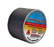"Sika White Multiseal 4"" x 50' Mobile Home RV Motorhome Roof Leak Repair Tape"
