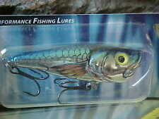 SALMO 2 1/2 Pop6 Floating Topwater Popper P6F-SMS in SIL/MET/SH for Bass/Pike