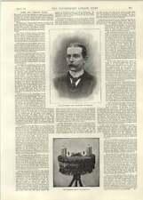 1892 figlio trova un tesoro MINIERA Hampstead Lord Houghton Somersby