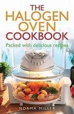 The Halogen Oven Cookbook, Norma Miller, New