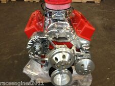 383 CRATE MOTOR 545HP ROLLER TURN KEY PRO STREET CHEVY CRATE ENGINE