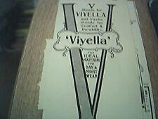 strand magazine advert 1905 - viyella day and night wear