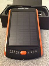 Portable Charger Solar Power Bank For Iphoe Samsung Ipad Laptop HTC 23000MAH MP3