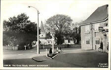 Great Bookham near Leatherhead. The Cross Roads # GBK.38 by Frith.