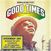 Norman Jay MBE Presents Good Times London (2008) Near MInt CD FREEPOST
