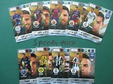 Panini Adrenalyn FIFA 365 NORDIC Edition all 9 GAME CHANGER Messi Reus 2017