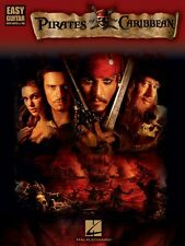 Pirates of the Caribbean for Easy Guitar with Tab Sheet Music for Easy 000702515