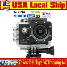 Original SJCAM SJ5000X Elite 4K 24FPS WiFi Sport Action Helmet Camera Waterproof