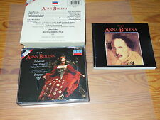 DONIZETTI - ANNA BOLENA: BONYNGE / W-GERMANY DECCA 3-CD-BOX 1988