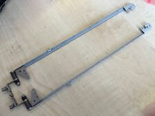 Asus G72G G72GX G72 Left + Right Hinges LCD Screen Brackets 13GNX910M020