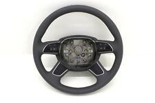 Original Audi A6 S6 A7 4G Lenkrad Leder 4G0419091M Multifunktion steering wheel