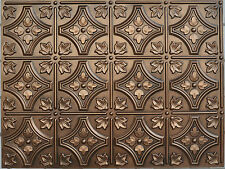 PLB10 faux tin painted antique nightclub paneling 3D decor wall panels10tile/lot