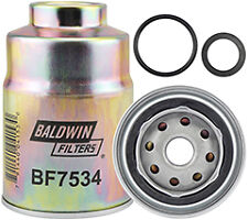 Fuel/Water Separator Spin-on Replaces BF7534, 13240-032, 12185055701