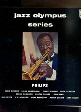 10INCH jazz olympus series EDDIE DONDON jimmy rushing BUCK CLAYTON don byrd E.A.