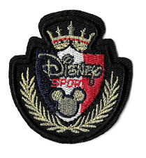 Disney - Sport - Cartoon - Embroidered Iron On Applique Patch