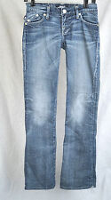 Rock & Republic Reed Hydrogen Blue Jeans 24 USA Womens