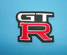 `GTR`SEW OR IRON ON PATCH
