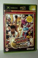 STREET FIGHTER ANNIVERSARY COLLECTION USATO XBOX EDIZIONE EUROPEA PAL MG1 45459