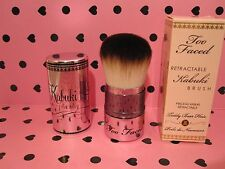 New In Box Too faced Retractable Kabuki Brush